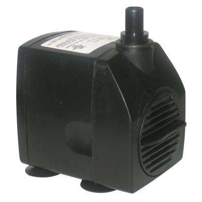 Power Head Pump 180 GPH/6 ft. Cord
