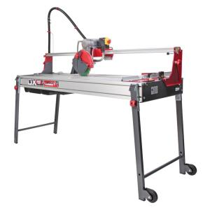 Rubi DX-250 Plus 1400 120-Volt Laser and Level Tile Saw by Rubi