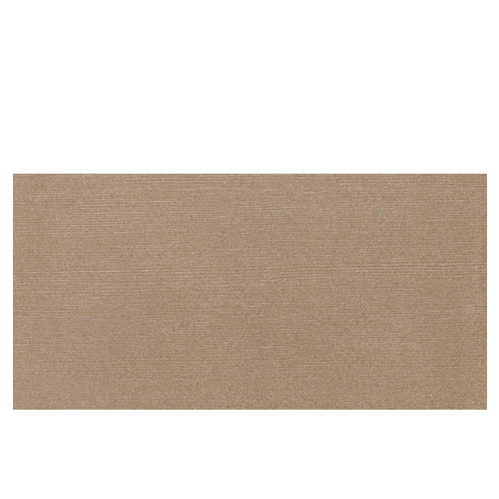 Daltile Identity Imperial Gold Fabric 12 in. x 24 in. Porcelain Floor and Wall Tile (11.62 sq. ft. / case)-DISCONTINUED