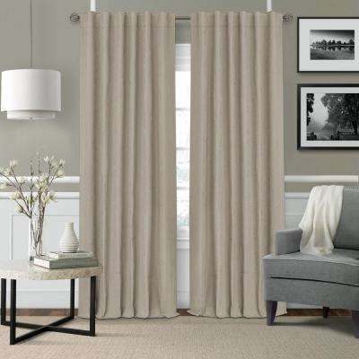 Leila Matelasse Blackout Window Curtain