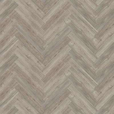Biscayne Oak 4.72 in. x 28.35 in. Herringbone Luxury Vinyl Plank Flooring (22.31 sq. ft. / case)
