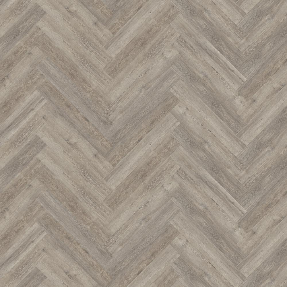 Biscayne Oak 4.72 in. x 28.35 in. Herringbone Luxury Vinyl Plank Flooring (22.31 sq. ft. / case)
