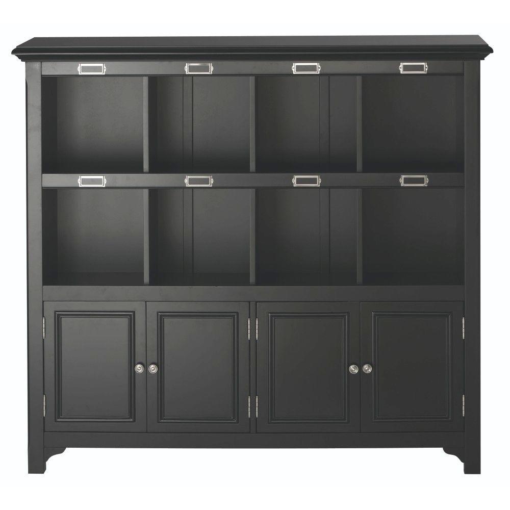 home decorators collection oxford white storage open