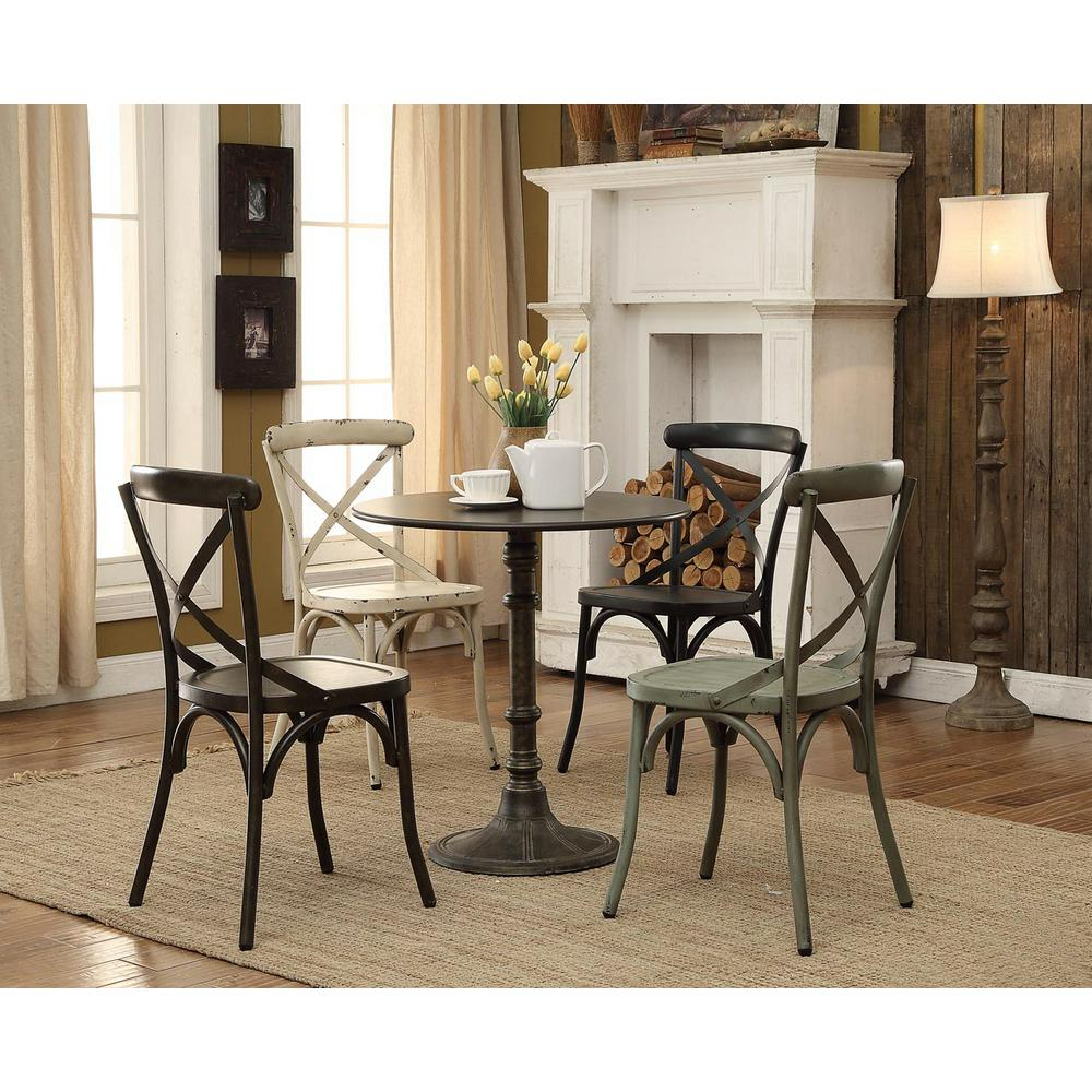 Coaster Oswego Collection Bronze Dining Table
