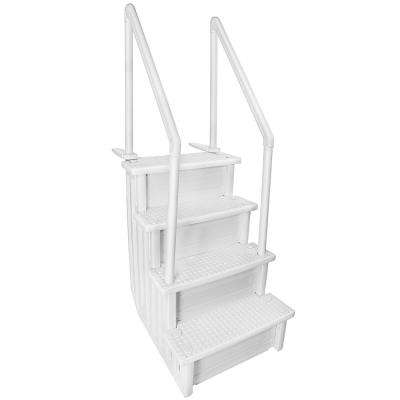Above Ground 32 in. Swimming Pool Ladder