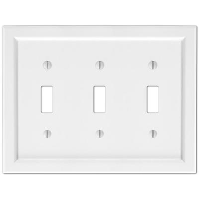 Lightswitch Plate Faux Brown Wood Planks Toggle Outlet Combo 278TOC