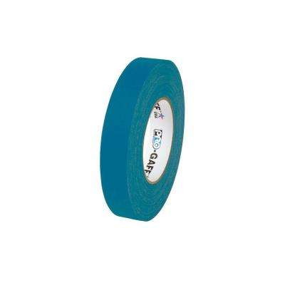 1 in. x 55 yds. Teal Gaffer Industrial Vinyl Cloth Tape (3-Pack)