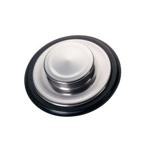 Insinkerator Sink Stopper In Stainless Steel For