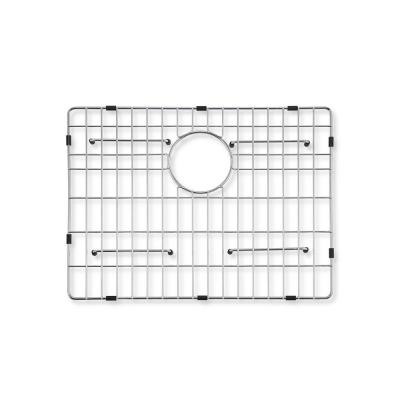 Adriano 26-3/4 in. x 15-5/8 in. Wire Grid for Single Bowl Kitchen Sinks in Stainless Steel