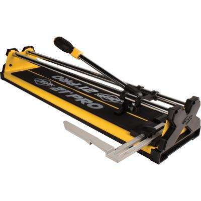 21 in. Manual Pro Tile Cutter
