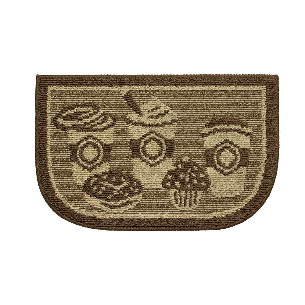 Structures Coffee Rush 18 In X 30 Kitchen Rug