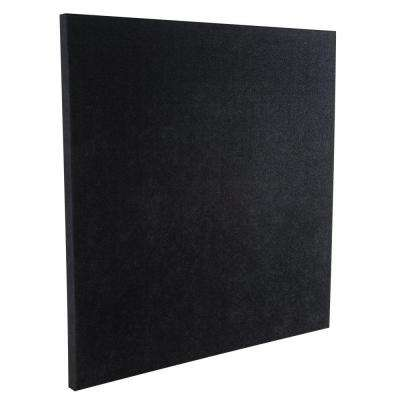 Auralex SonoLite Panels - 2 ft. W x 2 ft. L x 1 in. H - Black
