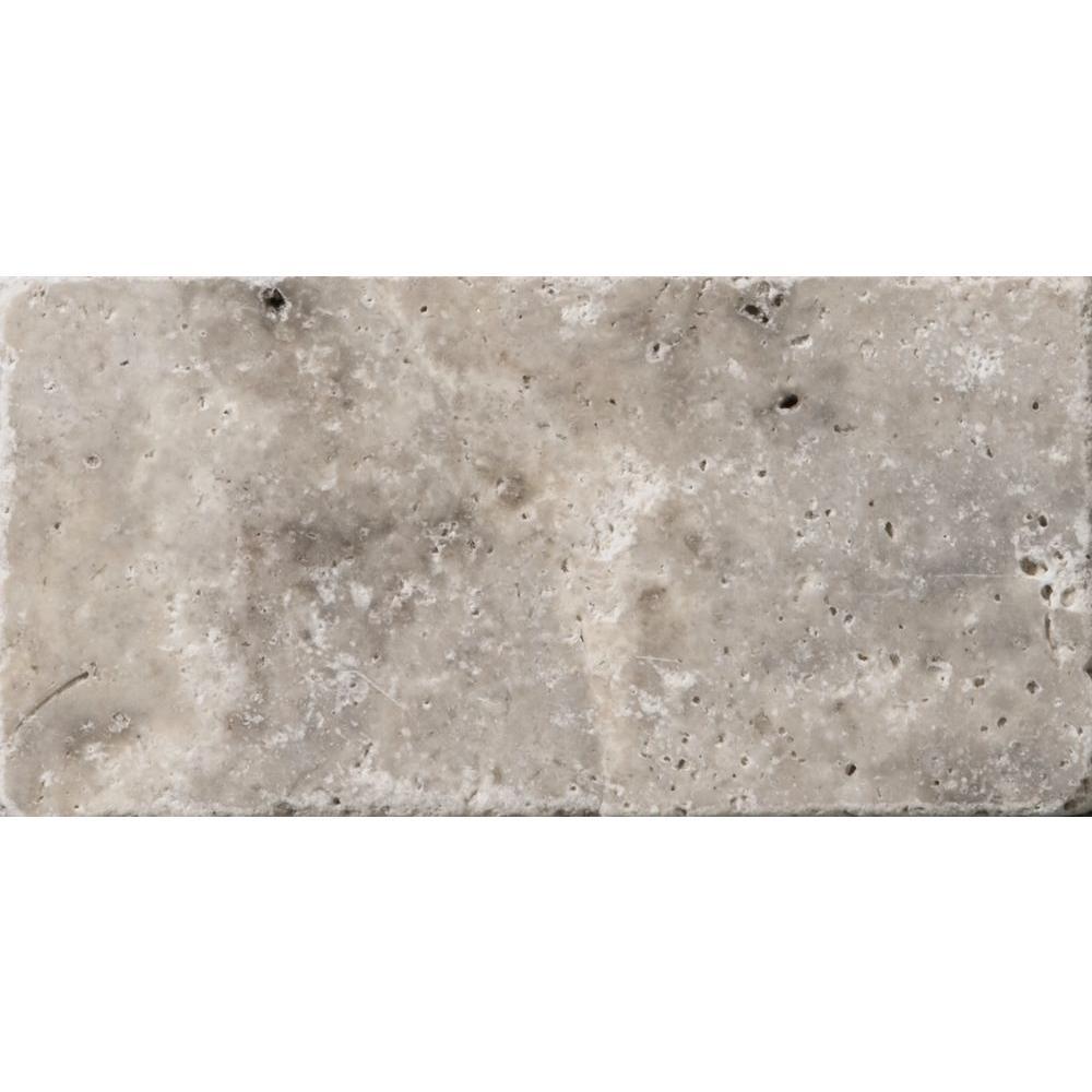 Emser Trav Ancient Tumb Silver 16 In X