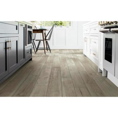 Grand Forks Hickory 12mm Thick x 8.03 in. Wide x 47.64 in. Length Laminate Flooring (15.94 sq. ft. / case)