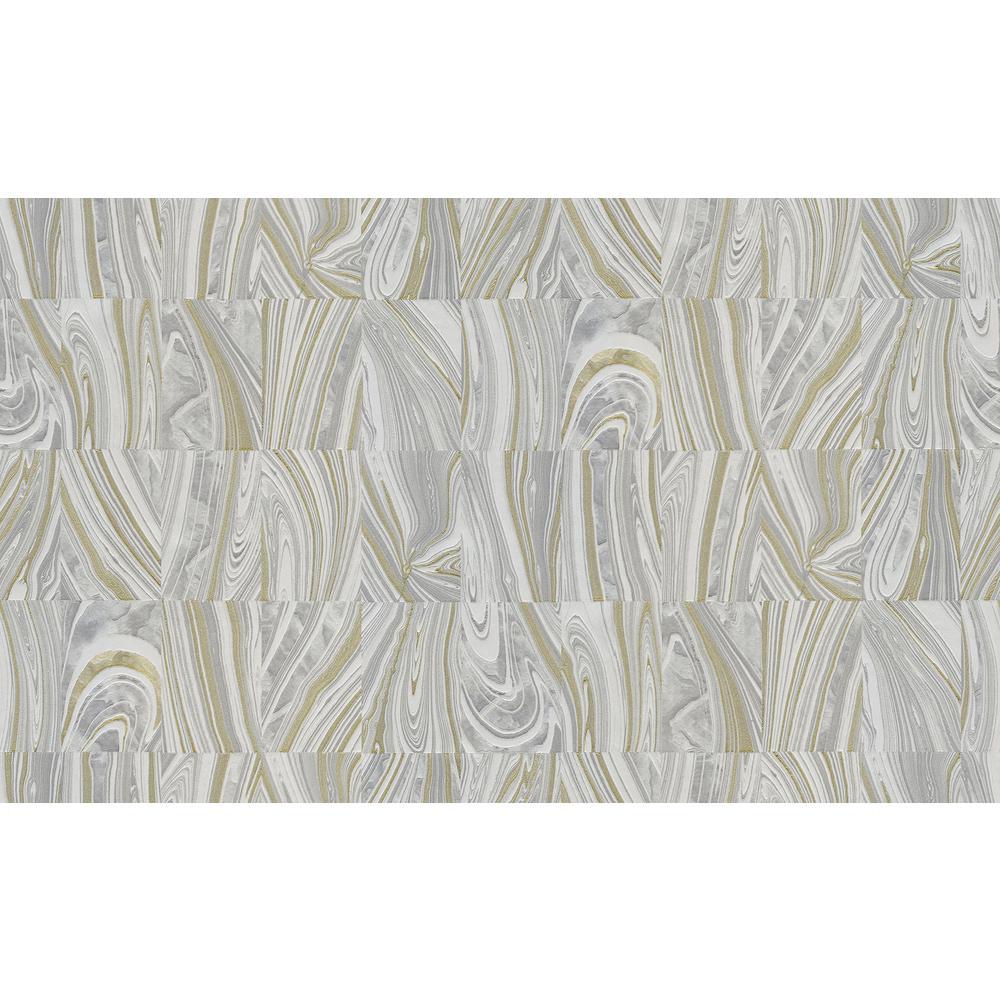 Advantage Boulders Lavender Glitter Marble Wallpaper 2835-C88616