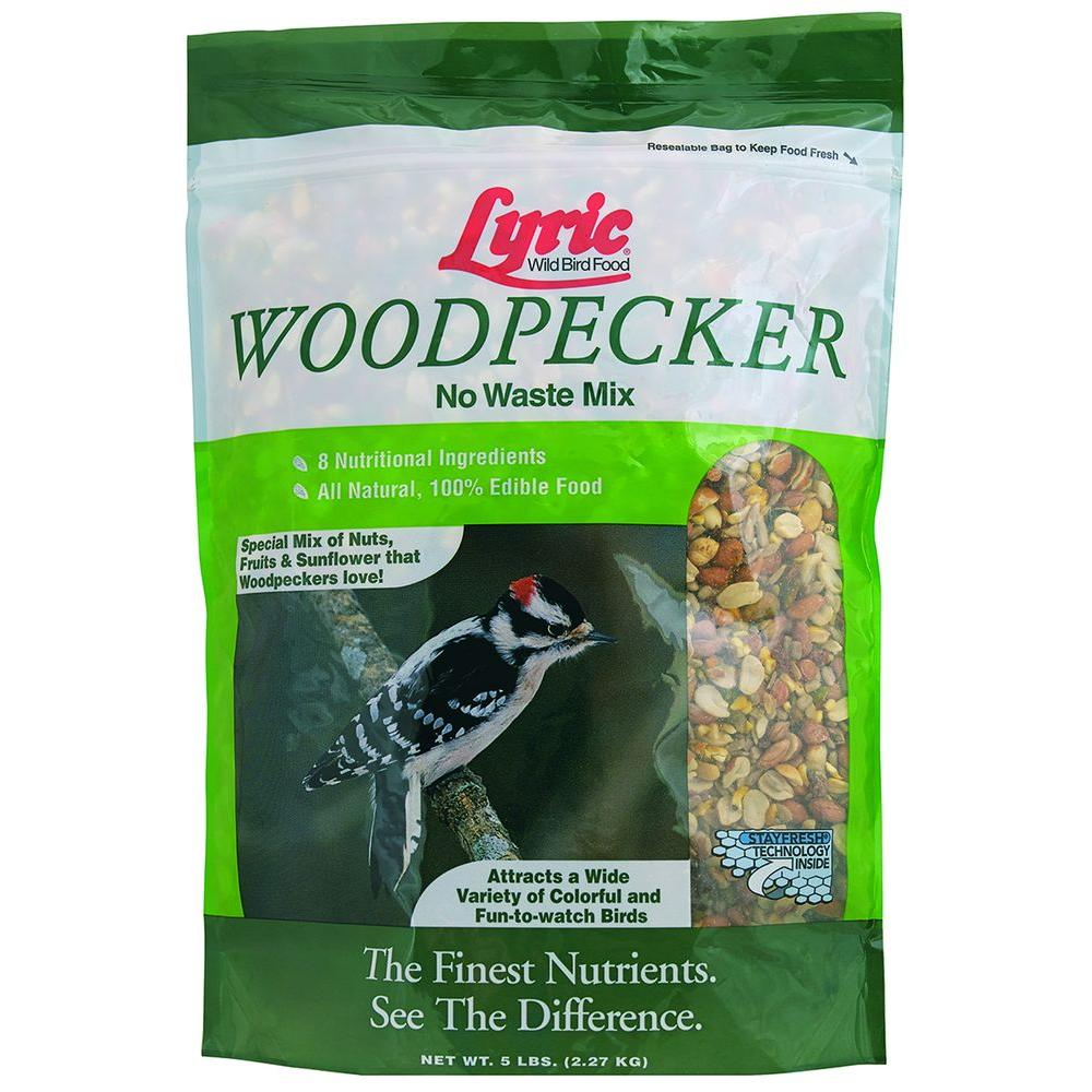Lyric Woodpecker Wildbird Mix