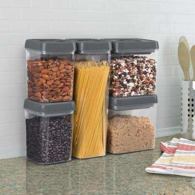 Twist Lock Canisters (5-Piece Set)