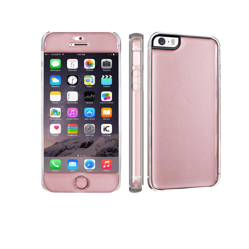 anti gravity iphone 5 5s rose gold selfie cases and phone accessories 5 piece pack of 50. Black Bedroom Furniture Sets. Home Design Ideas
