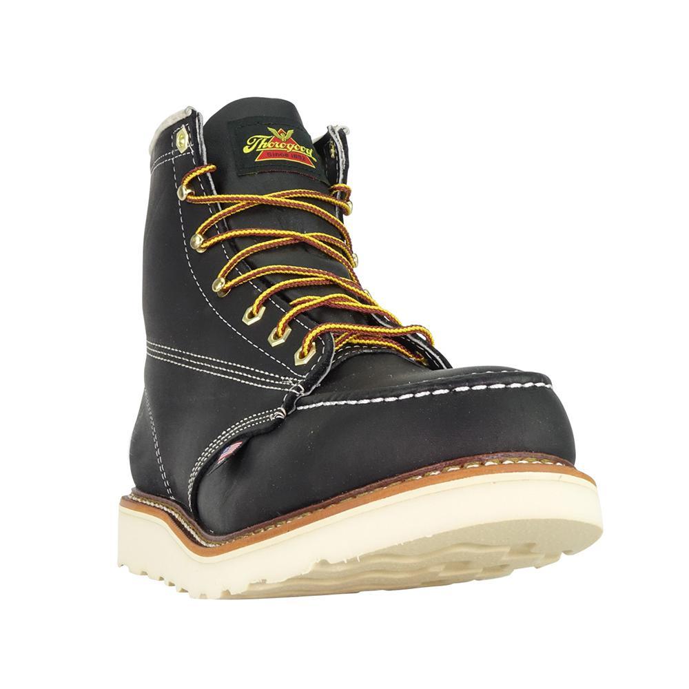 Moc Safety Steel Toe Maxwear Wedge