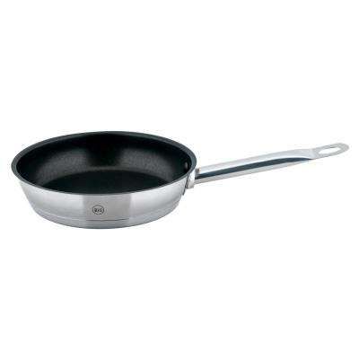 PRO-X 8 in. Stainless Steel Non-Stick Skillet