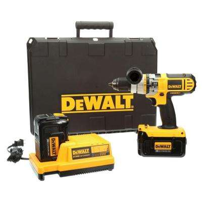 36-Volt MAX Lithium-Ion 1/2 in. Cordless Hammer Drill/Driver Kit