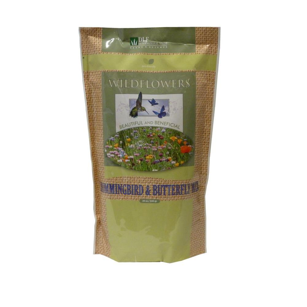 24 oz. Hummingbird and Butterfly Wildflower Seed Mixture