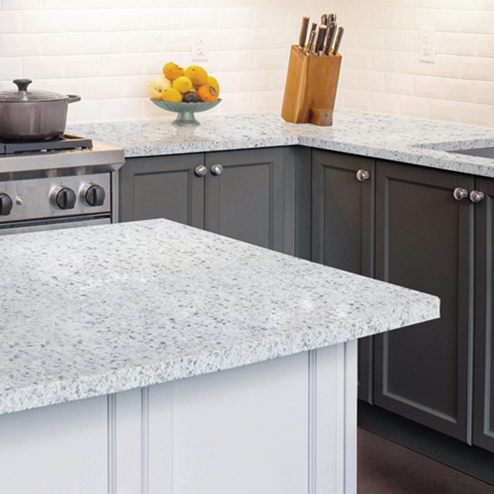 Giani Granite White Diamond Countertop Paint Kit