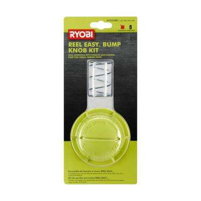 Replacement Arborless Bump Knob for Reel Easy Trimmer Head