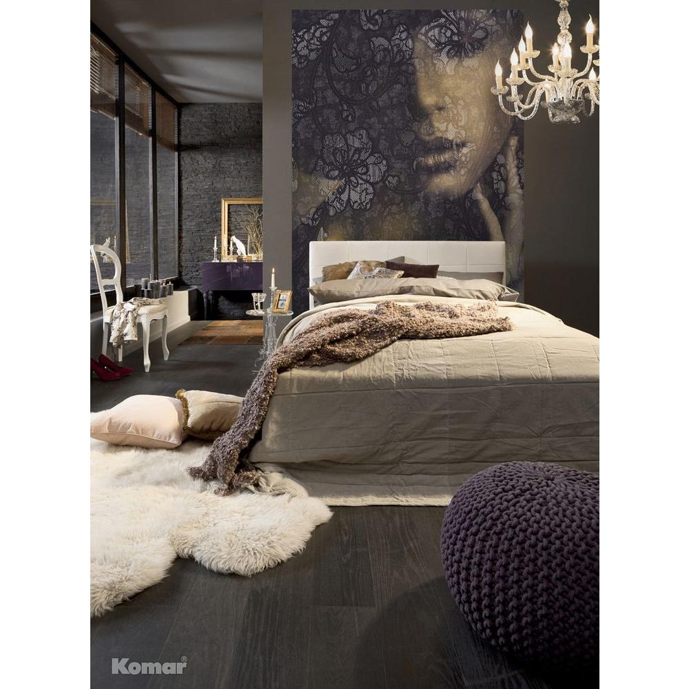 98 in. x 72 in. Lace Wall Mural