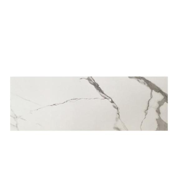 Winters Peak White 10 in. x 20 in. Subway Gloss Ceramic Wall Tile (14.80 sq. ft./Case)