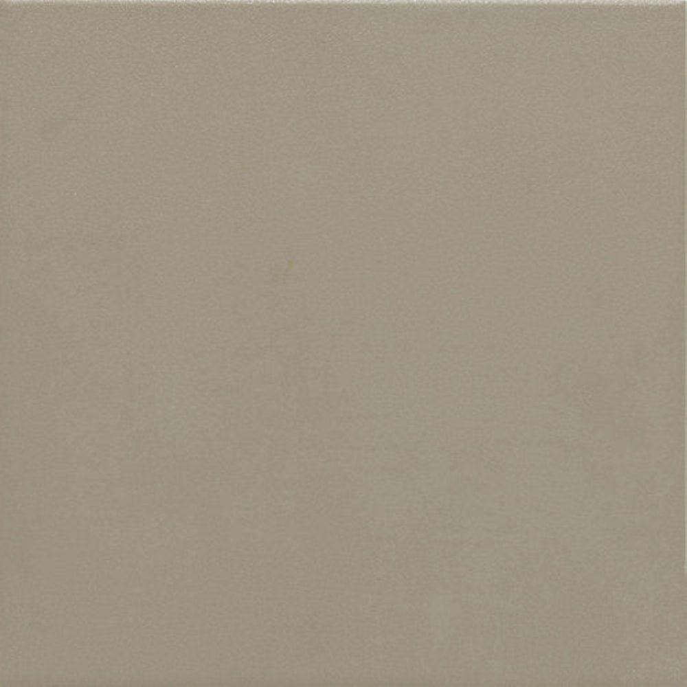 Daltile Colour Scheme Uptown Taup Solid 12 in. x 12 in. Porcelain Floor and Wall Tile (15 sq. ft. / case)