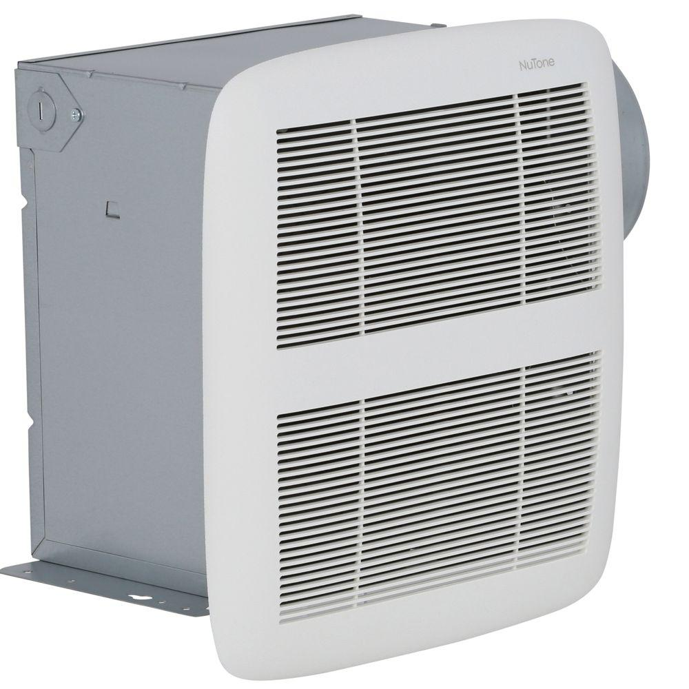 Energy Star Bathroom Fan Shop Broan 0 7 Sone 110 Cfm White Bathroom Fan Energy Star At Lowes
