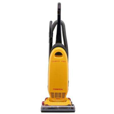 Commercial Upright Vacuum with Tools