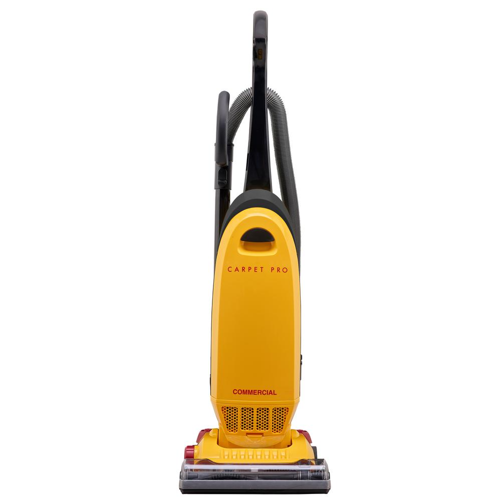 Carpet Pro Commercial Upright Vacuum With Tools Cpu 350