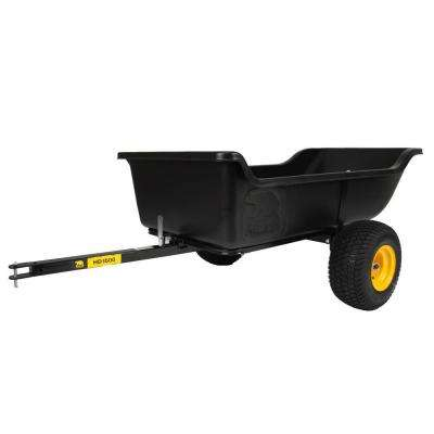 HD 1500 22 cu. ft. Poly Dump Trailer