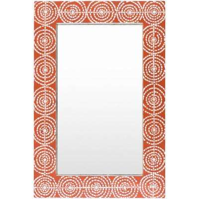 Red - Mirrors - Wall Decor - The Home Depot