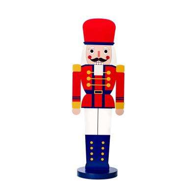 39.9 in. Christmas Henry the Nutcracker Decoration