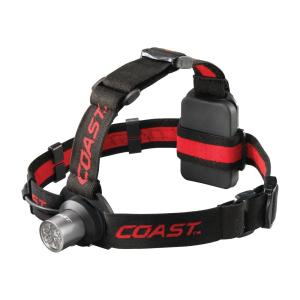 Click here to buy Coast HL5 6 Chip LED Headlamp by Coast.