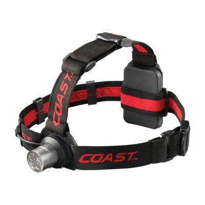 HL5 175 Lumen LED Headlamp with Hardhat Compatibility