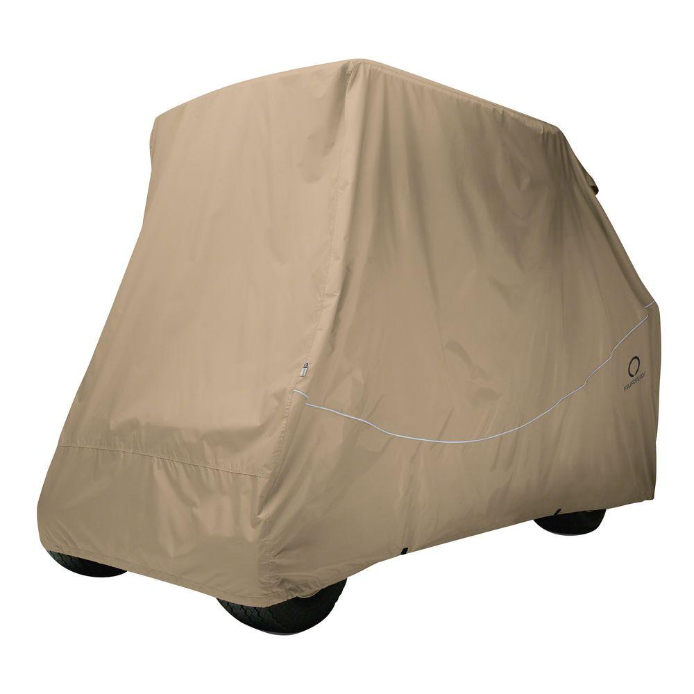 Quick-Fit Conversion Kit Golf Car Storage Cover