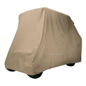 Classic Accessories Quick-Fit Conversion Kit Golf Car Storage Cover by Classic Accessories