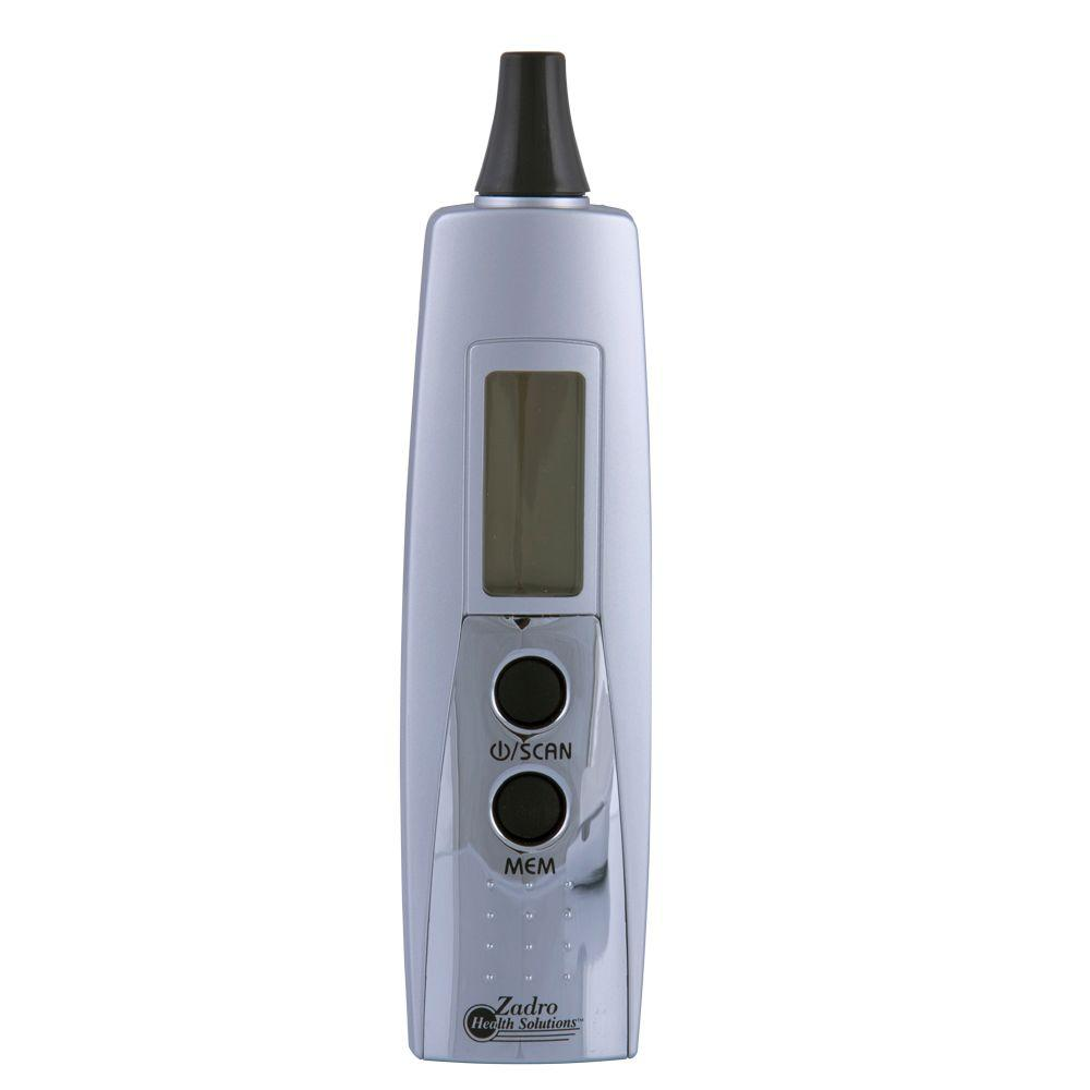 Zadro Multi Scan Non-Contact Thermometer in Gray