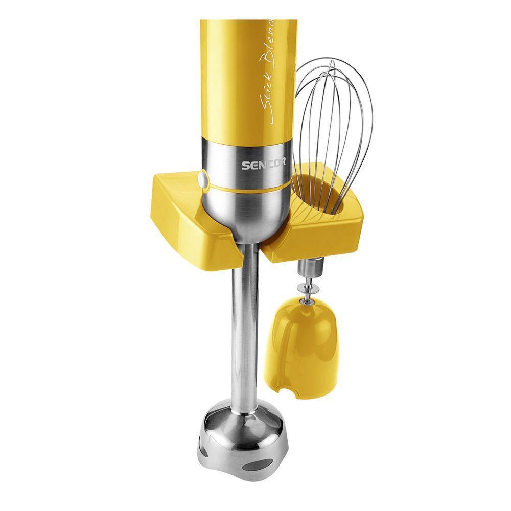 Hand Blender Kit, Yellow