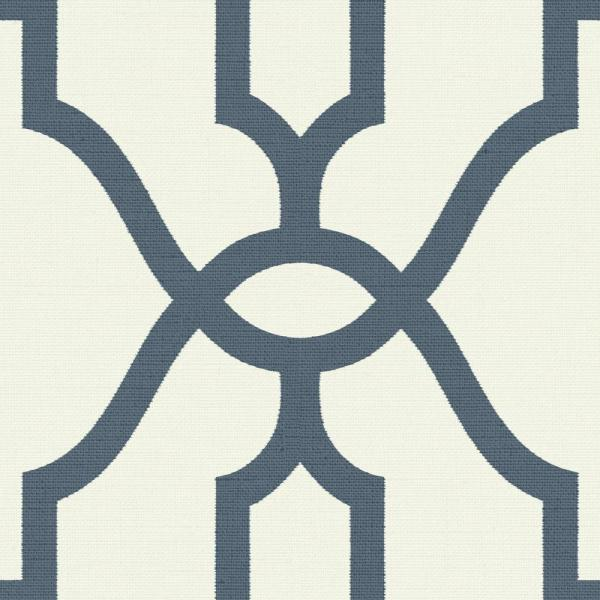 Magnolia Home by Joanna Gaines 56 sq.ft. Woven Trellis Wallpaper ME1552