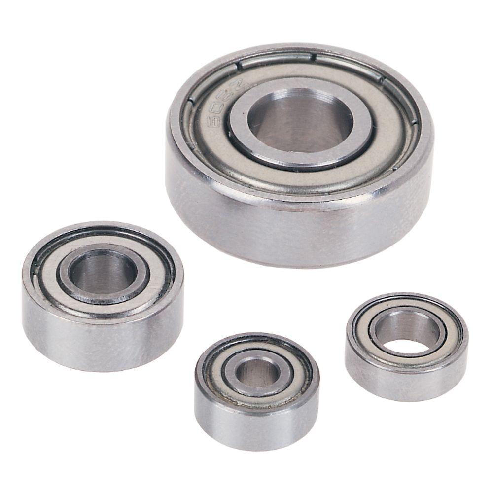 High-Speed Steel Replacement Bearings Set