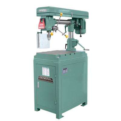 73 in. Heavy-Duty Radial Drill Press