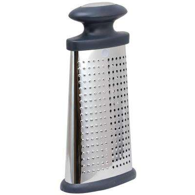 Merribrook Stainless Steel 2-Sided Grater