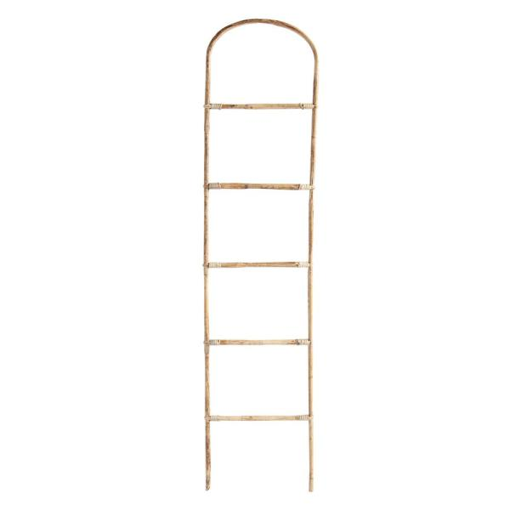 Brown Decorative Bamboo Ladder