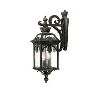 Acclaim Lighting Belmont Collection 3-Light Black Coral Outdoor Wall-Mount Light Fixture by Acclaim Lighting