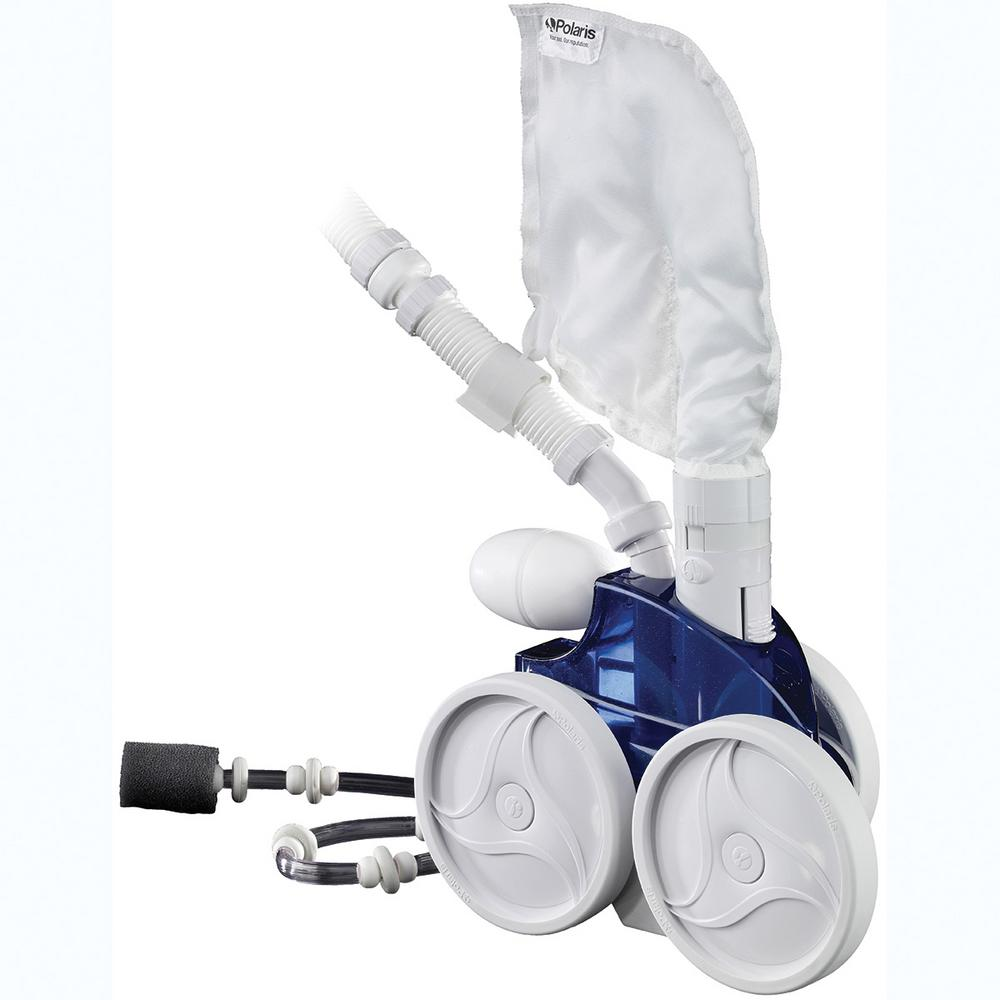 Vac-Sweep 360 Automatic In-Ground Pressure Side Pool Cleaner